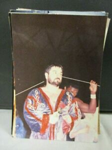 #55  Vintage Professional Wrestling Wrestler  WCCW  USWA Photo Eric Embry