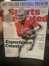 Sports Illustrated - August 14-21, 2017