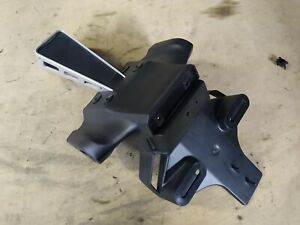 Yamaha YZF R6 2006/2007 - Rear Number Plate Holder / Guard