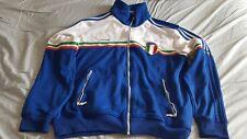 Adidas Italia 1982 Italia Chándal Top Chaqueta Informal ver fotos Casuals Raro