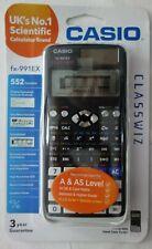 Casio FX-991EX calculadora científica classwiz un nivel, GCSE & Core Matemáticas