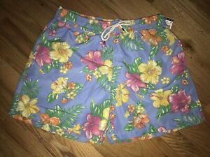 NWT  Polo Ralph Lauren Swim Shorts sz L