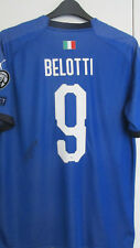 Signed ANDREA BELOTTI Italy 2018 Home Shirt with Exact Proof! Torino Italy