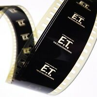 E.T. the Extra-Terrestrial 1982 35mm Film movie trailer * Like new, never used *