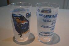 2 JEFF GORDON  # 24 PEPSI RACING LARGE ACRYLIC TUMBLERS DRINKING GLASS