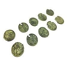 ADVENTURE COINS – ORC AND GOBLINS METAL COINS VARIETY PACK SET OF 10