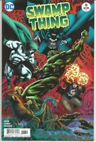 Swamp Thing #6 : August 2016 : DC Comics
