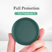 Bluetooth Earphone Silicone Case Cover Protective For Huawei Freebuds 3