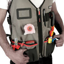 CK MAGMA Technicians Vest Electrical Tool  Builders Vest MA2729