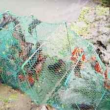 170cm Crayfish Crawdad Lobster Prawn Trap Net- Saltwater & Freshwater Fishing