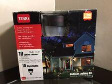 Toro Outdoor Lighting Kit - 10 Light Kit - Model 52420