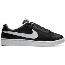 Nike Escarpins Royale Cuir Sneaker Rétro de Chaussures Noir Blanc 749747-010 45