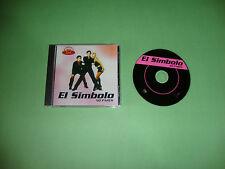 No Pares by El Simbolo (CD, 1999, Fonovisa)