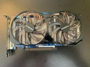Gigabyte GV-N56GOC-1GI - REV 2.0  1GB GDDR5 Graphics Card GeForce GTX 560 GPU