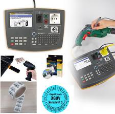 Fluke 6500-2 DE Gerätetester Kit BGVA3 Tester 0701 0702 DGUV V3 mit SW Scanner