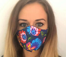 FACE MASK , breathable & WASHABLE, Reusable, 100% cotton , Free Post