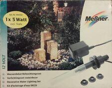 Meßner M4502 Wasserdekor Beleuchtungsset