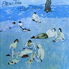 Elton John - Blue Moves [New CD] UK - Import