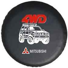 R16 New For Mitsubishi Pajero world map Spare Wheel Tire Cover Fit Size 30-31""