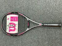 Wilson Hope Lite Tennis Racquet, Strung , Grip 4 3/8