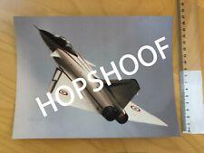 Original Photo Super Mirage 4000 Avions Dassault fighter aircraft FAF 86 Jet