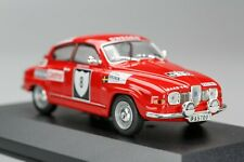 Saab 96V4 #8 S.Blomqvist-A.Hertz Winner Swedish Rally 1972 ALTAYA-IXO 1:43