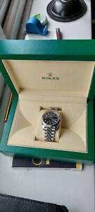 Rolex Datejust 41, 2020 Model 126334 Blue Dial Jubilee - Box, Papers & Warranty