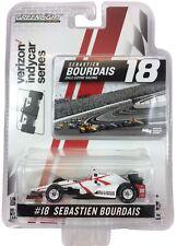 1:64 2017 Greenlight Sebastian Bourdais #18 Dale Coyne Racing IndyCar Diecast