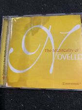 The Musicality of Novello by Ivor Novello (CD, Jul-2002, Jay Records)