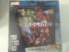 MARVEL COMICS CARDLINE 2 - 8 PLAYERS CARDGAME - NEW