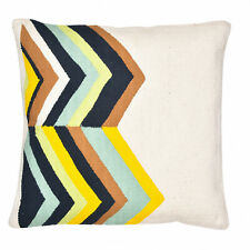 Multicolour Handwoven Kilim Cotton Cushion Cover Sofa Pillow Cover 18x18