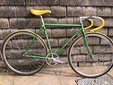 Vintage Dave Marsh Reynolds 531 Track Pista Fixie Bike Small 51cm Frame