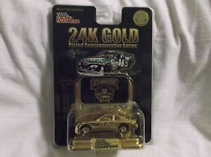 Racing Champions #46 First Union 1998 Chevy Monte Carlo - Gold Commemorative...