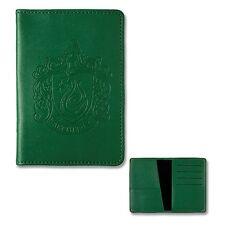 Harry Potter Wizarding World Slytherin Passport Holder New