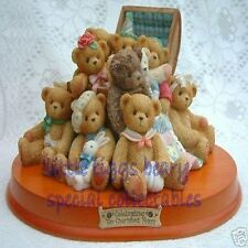 Cherished Teddies RARE PROTOTYPE Rose Melinda Jacki. 10th Anniversary Retired.