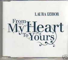 (17I) Laura Izibor, From My Heart To Yours - DJ CD