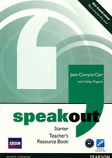 Pearson SPEAKOUT Starter Teacher's Resource Book @NEW, published 2012@