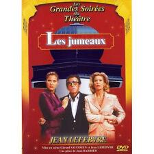 13935 // LES GRANDS SUCCES DU THEATRE LES JUMEAUX JEAN LEFEBVRE DVD NEUF