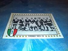 CASALE 1913-14 Calciatori Panini 1979/80 n°481 REC