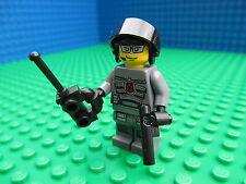 Lego Space Police minifig policeman minifigure city town