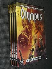 "OLYMPUS - IL VASO DI PANDORA - VOLUME UNICO - OTTIMO  ""N"""