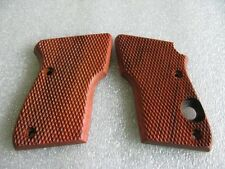 Cool Grip For Beretta 21A BOBCAT All Checkering Hardwood Handmade New