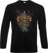 Gothic Biker Damenblusen, - tops & -shirts