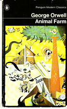 George Orwell  - Animal Farm - ed. Penguin Books, in inglese