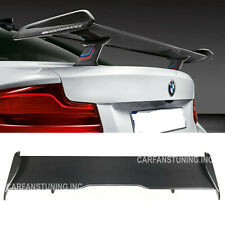 For BMW 2 3 4 Series M2 M3 M4 F22 F80 F82 F30 M-Performance Carbon Rear Spoiler