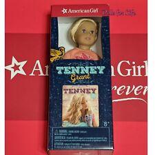 American Girl Tenney Grant Mini Doll & Book 2017 NEW in BOX