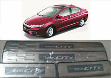 Premium Quality LED Sill Scuff Plates Footsteps for New Honda City