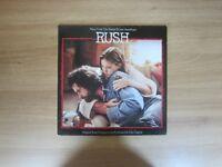 ERIC CLAPTON RUSH OST 1992 Korea Vinyl LP INSERT