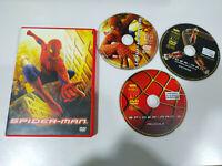 Spider-man - 2 x DVD + Extras Español - 1T