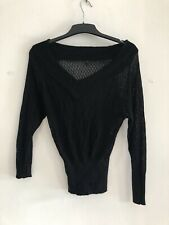 Unbranded Ladies Black Jumpers Size Small